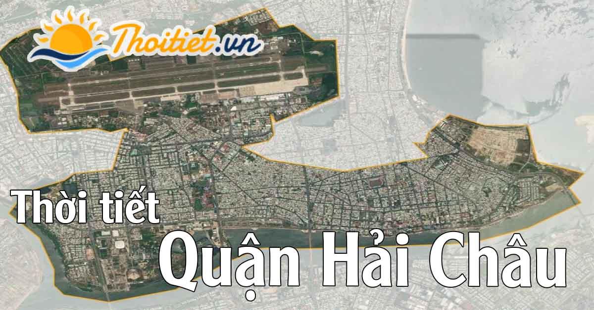 Dự báo thời tiết quận Hải Châu