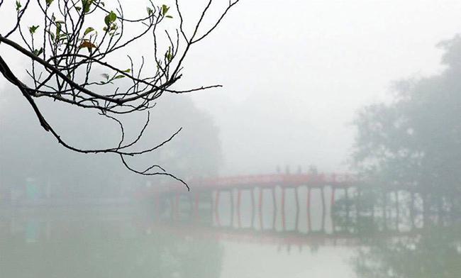 Thời tiết đầu tuần: Bắc Bộ và Trung Bộ trời mưa rét, Nam Bộ hửng nắng