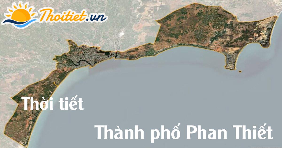 Dự báo thời tiết thành phố Phan Thiết