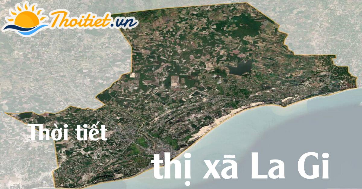 Dự báo thời tiết thị xã La Gi
