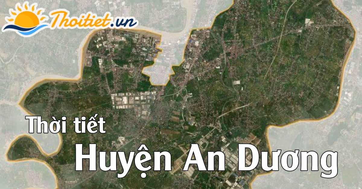 Huyện An Dương, thành phố Hải Phòng