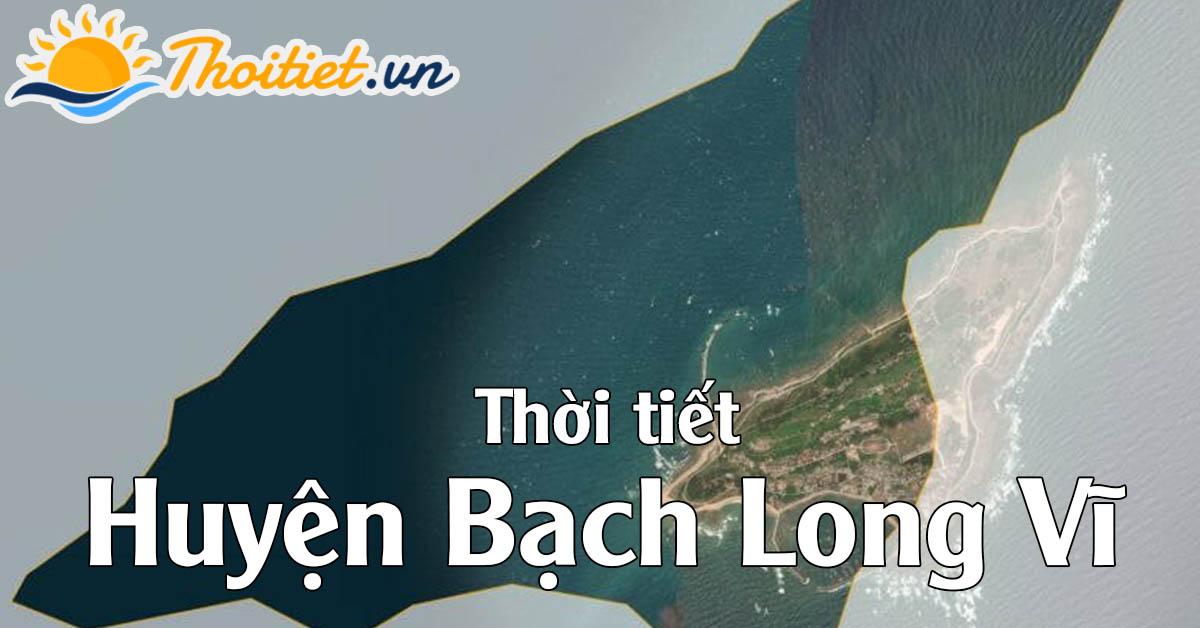 Huyện Bạch Long Vĩ, thành phố Hải Phòng
