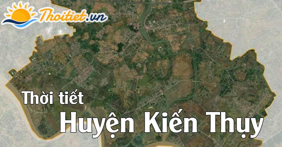 Huyện Kiến Thuỵ, thành phố Hải Phòng