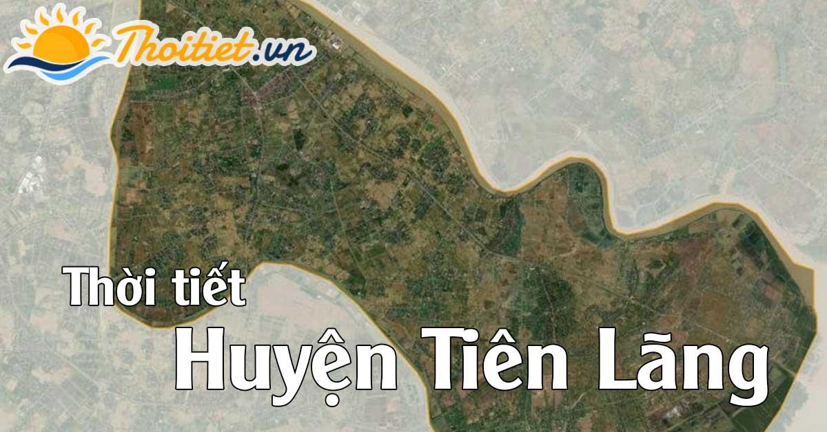 Huyện Tiên Lãng, thành phố Hải Phòng