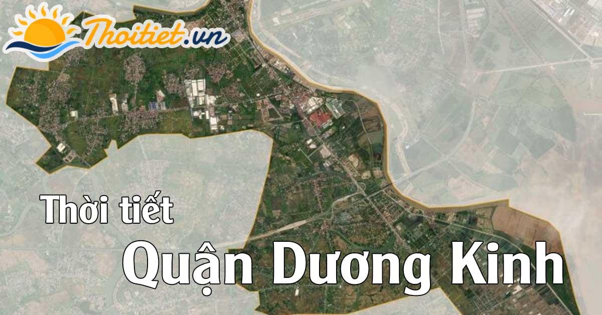 Quận Dương Kinh, thành phố Hải Phòng