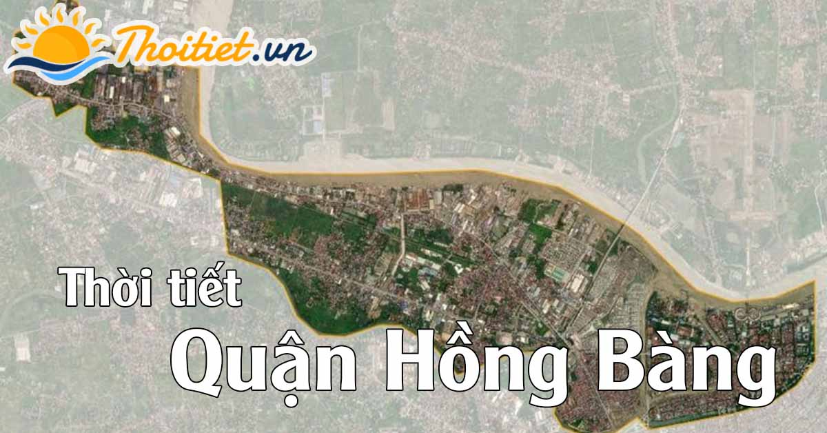 Quận Hồng Bàng, thành phố Hải Phòng