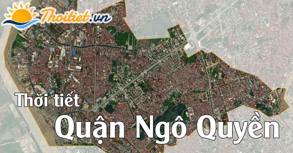 Quận Ngô Quyền, thành phố Hải Phòng