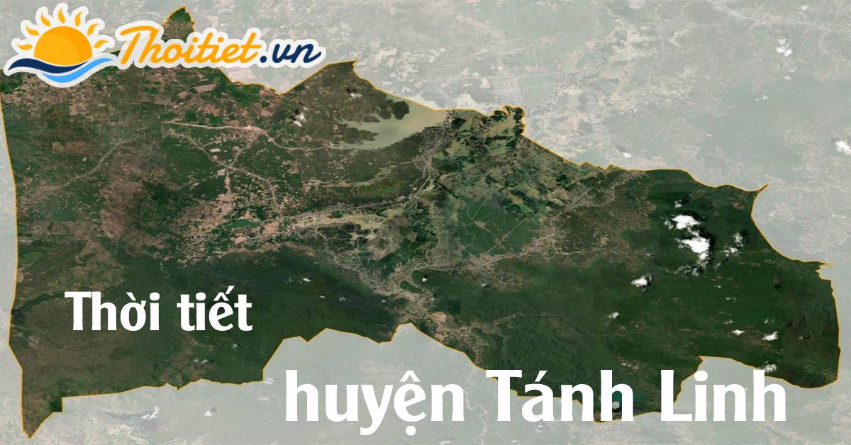 Dự báo thời tiết huyện Tánh Linh
