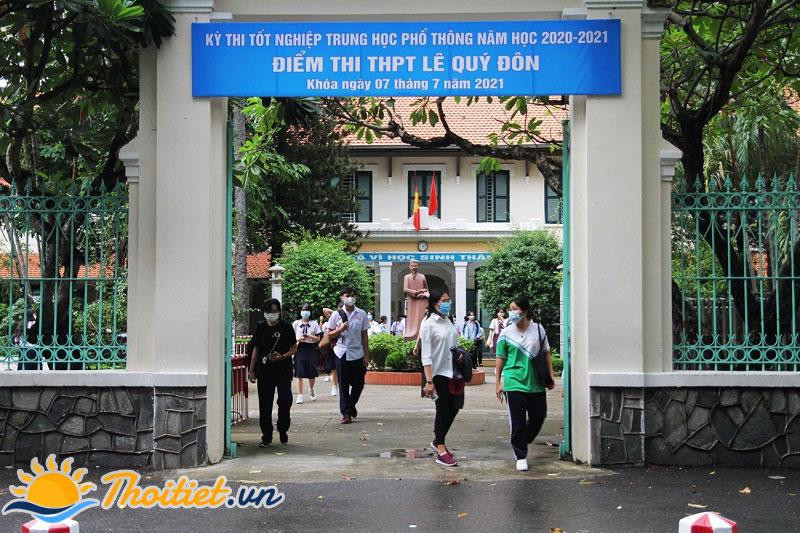 Cách tính điểm thi tốt nghiệp THPT 2021